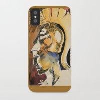 roman iPhone & iPod Cases featuring Roman by Ecsentrik