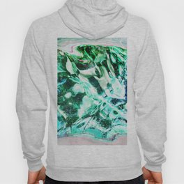 429 - Abstract glass design Hoody