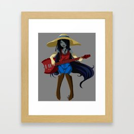 Marceline  Framed Art Print