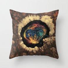 Kosmisch Throw Pillow