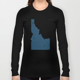 Idaho Parks - v2 Long Sleeve T-shirt