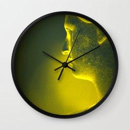 The Goddess Diana Wall Clock