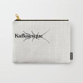 Kafkaesque - Franz Kafka Carry-All Pouch
