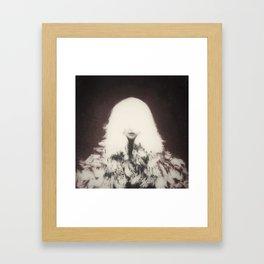 Falling Apart Framed Art Print