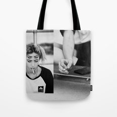 Hold Still (Cronies) Tote Bag