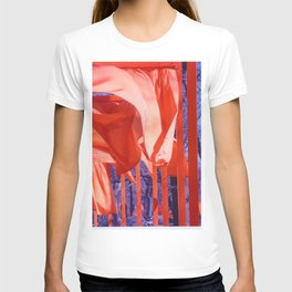 Gates Blowing In The Wind No. 1 T-shirt