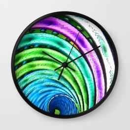 Surfrealism 507 Wall Clock