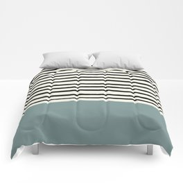 River Stone & Stripes Comforters