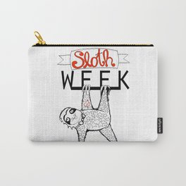 Post Shark week Hangover Carry-All Pouch