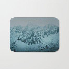 Mountains of Andorra Bath Mat