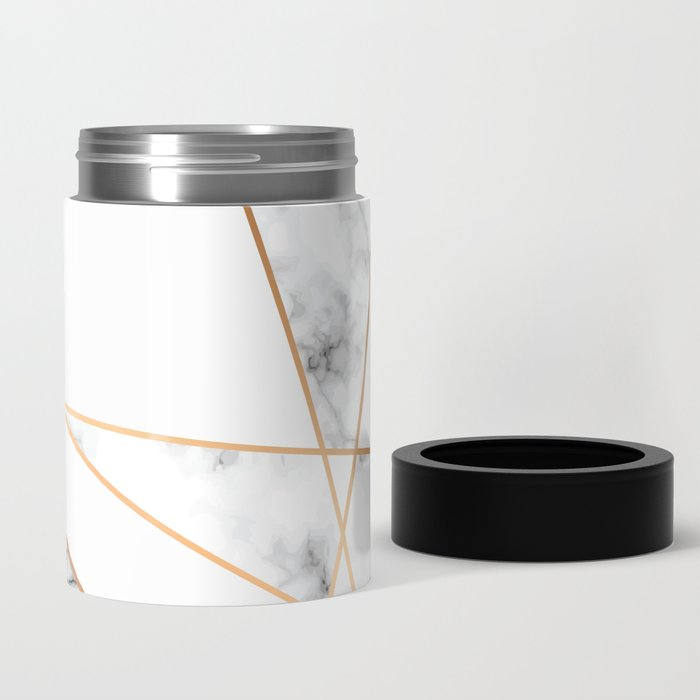 Marble Geometry 054 Can Cooler
