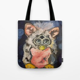 Furby Tote Bag
