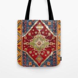 Çal Southwest Anatolian Rug Print Tote Bag