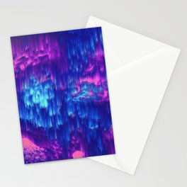Stalactites Stationery Cards