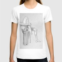 legs T-shirts featuring Legs by Creo