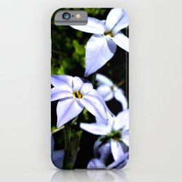 Twinkling Floral iPhone Case