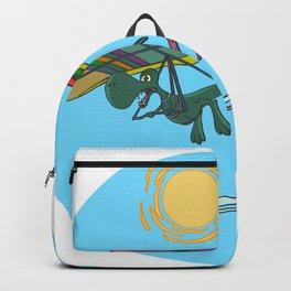 Hang Glider Dinosaur Backpack
