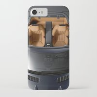 cars iPhone & iPod Cases featuring Cars by ThreeBoys