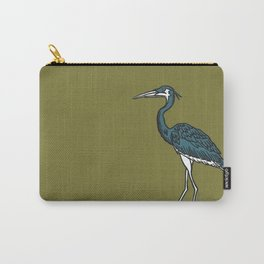 Johnny Blue Bird Carry-All Pouch