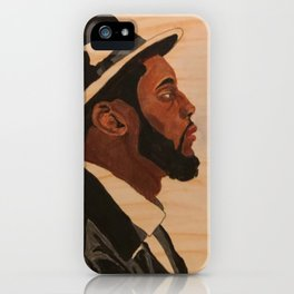 Big Krit iPhone Case