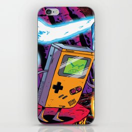The Legend of Gameboy iPhone Skin