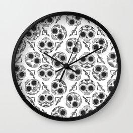 Classic Calaveras Wall Clock