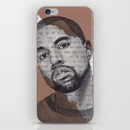 Can't tell me nothing iPhone Skin