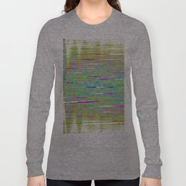rainbow static Long Sleeve T-shirt
