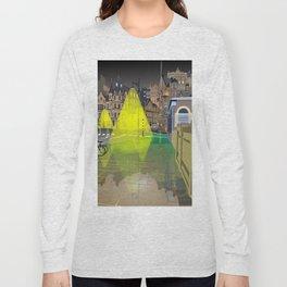 Edinburgh at Night Long Sleeve T-shirt
