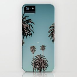 Day Moon iPhone Case