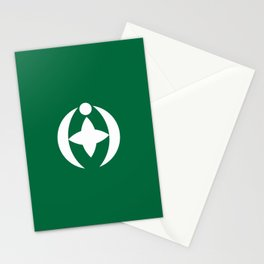 Flag of Chiba Stationery Cards