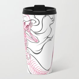 Little Mermaid Xray Travel Mug