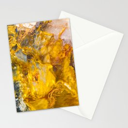 Fire Crystal - gemstones, photography #society6 Stationery Cards