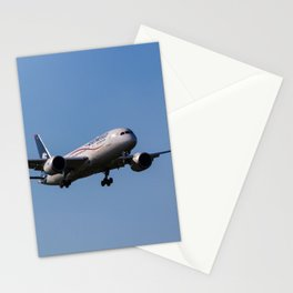 Aero Mexico Boeing 787 Stationery Cards