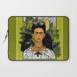 NECKLACE OF THORNS Laptop Sleeve