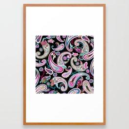 pattern paisley #2 Framed Art Print