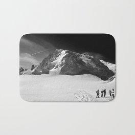 Mont Blanc de Tacul Bath Mat