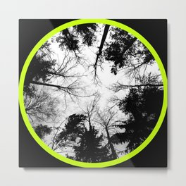 Non forest Metal Print