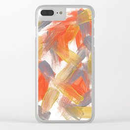 sirenna Clear iPhone Case