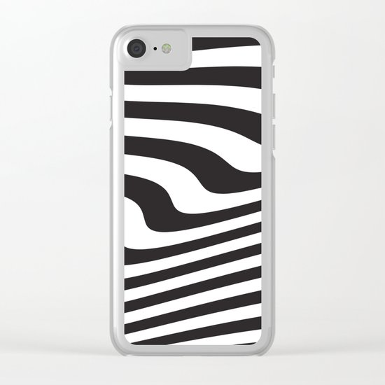 Wave III Clear iPhone Case