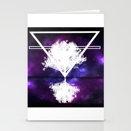 Thinking Space Stationery Cards