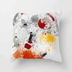 Messiah Throw Pillow