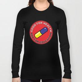 Akira Pill 1 Long Sleeve T-shirt