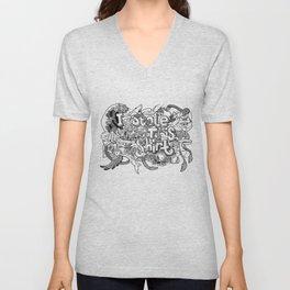 I stole this shirt Unisex V-Neck