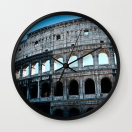 Rome - Colosseo Wall Clock