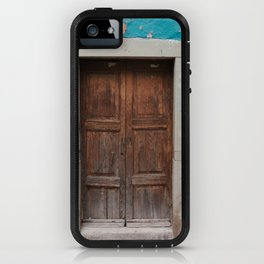 Mexican Door 1 iPhone Case