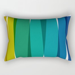 Stripes I Rectangular Pillow