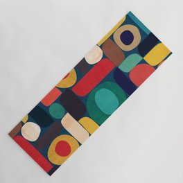 Miles and miles Yoga Mat