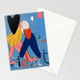 Omnia vincit amor Stationery Cards