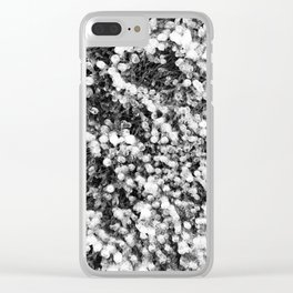 Flash Mob Clear iPhone Case